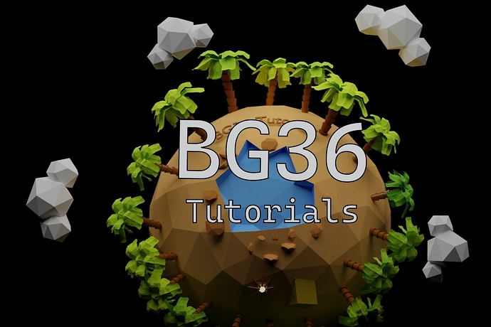 BlackGoku36 Tutorial Website