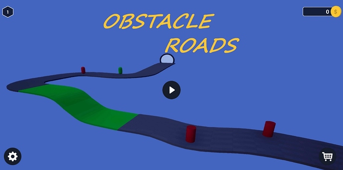 Obstacle Roads
