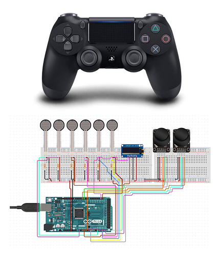 Custom Gamepad from scratch - DIY Project? - Offtopic