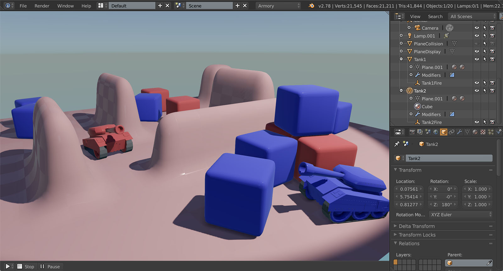 Build 10 is out! - General - Armory 3D