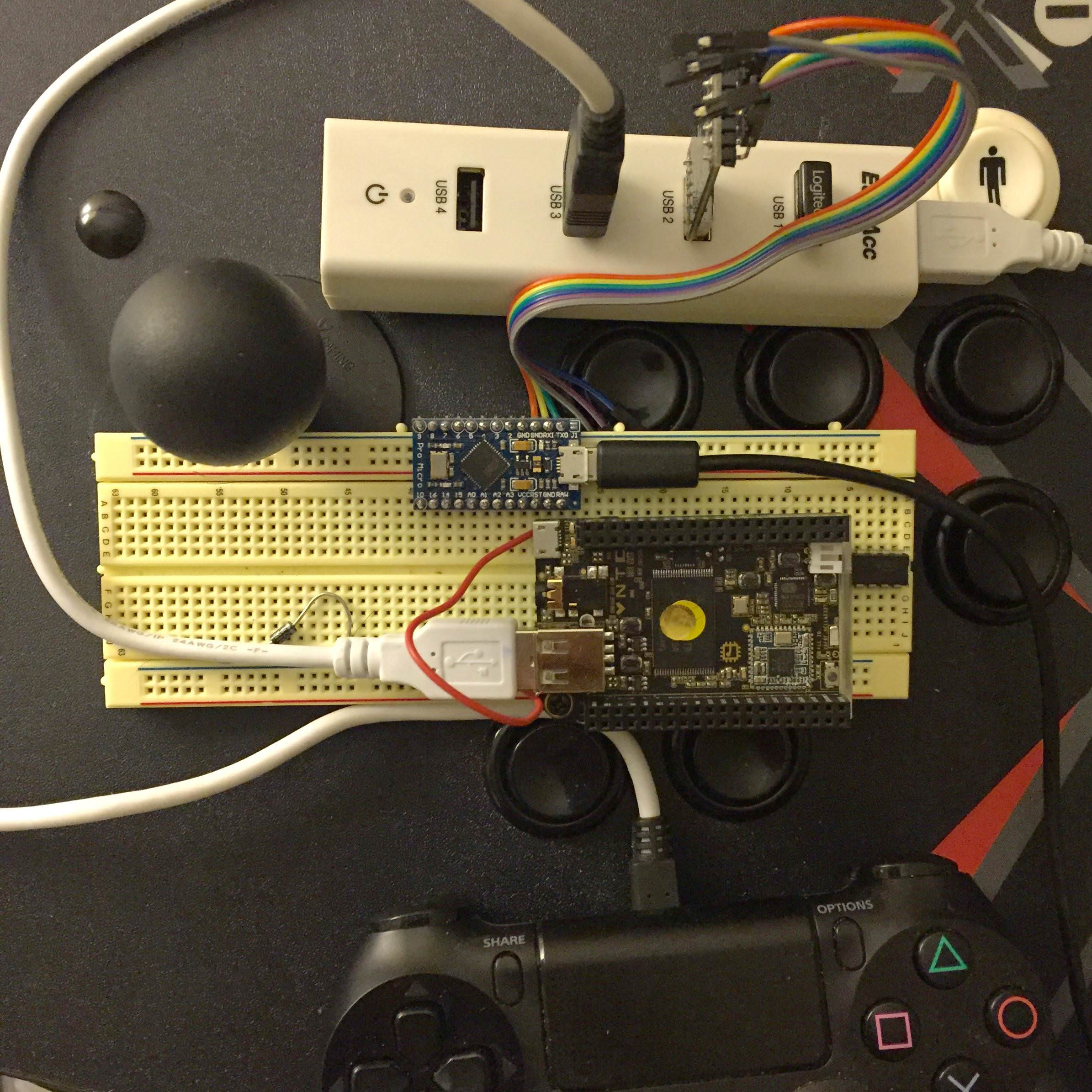 Custom Gamepad from scratch - DIY Project? - Offtopic - Armory 3D
