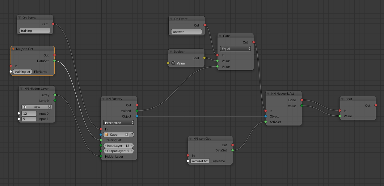 IA, Python and Armory 3d/Blender - General - Armory 3D
