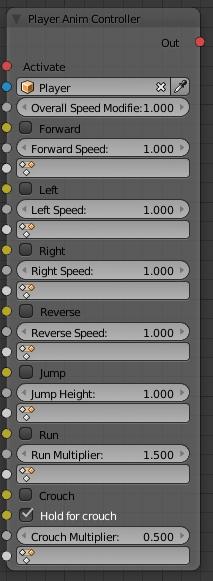 Player Controller/Timer Nodes - Logic Nodes - Armory 3D