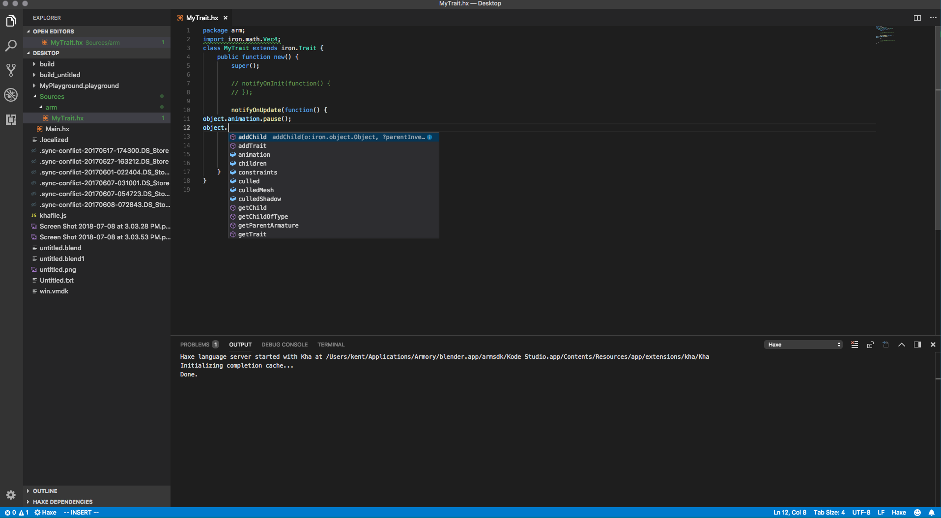 Newest VIsual studio code - Offtopic - Armory 3D