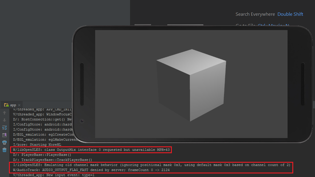 APK compiling for Android (Armory06_beta_win64) - General - Armory 3D
